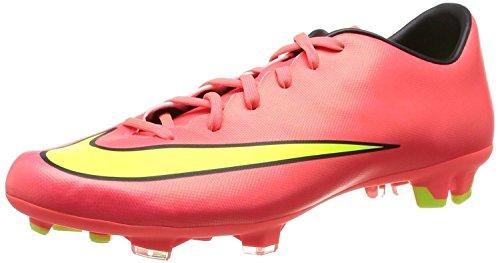 Nike MERCURIAL VICTORY V FG neonpink - US6