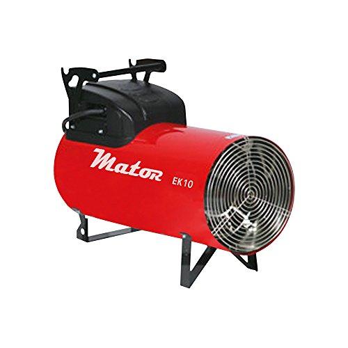 Generador de aire caliente - EK10C, Aerotermo eléctrico 5-10kW, 400V