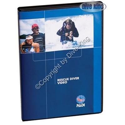 PADI DVD 2012 - Rescue Diver (E/DU/F/G/I/S) - 70853MULEU