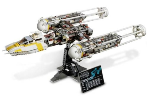 Star-Wars-Lego-10134-Y-Wing-Attack-Star-Fighter