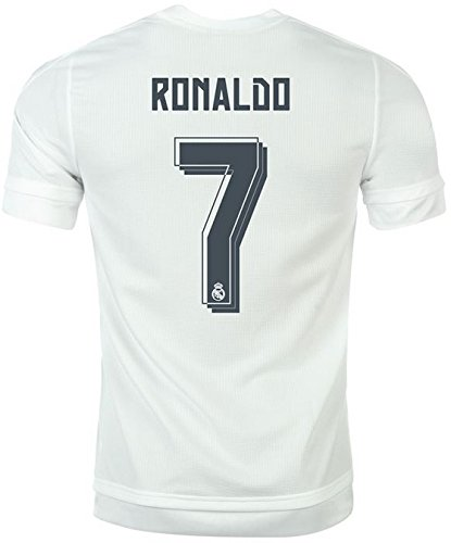Trikot Adidas Real Madrid 2015-2016 Home (Ronaldo 7, M)