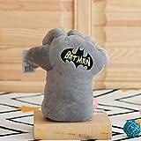 bozhengzb Plüsch Spielzeug, Echte Cartoon Boxhandschuhe Peppa 25cm bursche