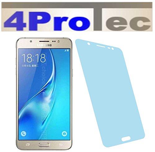 2x Crystal clear klar Schutzfolie Samsung Galaxy J7 Premium Displayschutzfolie Bildschirmschutzfolie Schutzhülle Displayschutz Displayfolie Folie