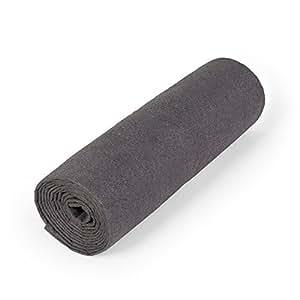 nu:ju Sporthandtuch | Fitness Handtuch | Saunatuch | Reisehandtuch | Strandhandtuch aus Mikrofaser | 1 Stk. (ca. 100x180cm) - ultraleicht (234g), schnelltrocknend, angenehm auf der Haut, platzsparend