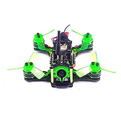 GEHOO GH Happymodel Quadcopter Mantis 85 Micro FPV RACING DRONE BNF with Frsky D8/Flysky 8ch/Specktrum DSM2 Receiver