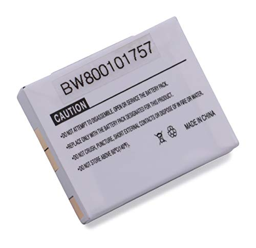 vhbw Batterie LI-ION 900mAh pour Souris sans Fil Razer Mamba, RC03-001201, remplace Les modèles FT703437PP, RZ03-00120100-0000