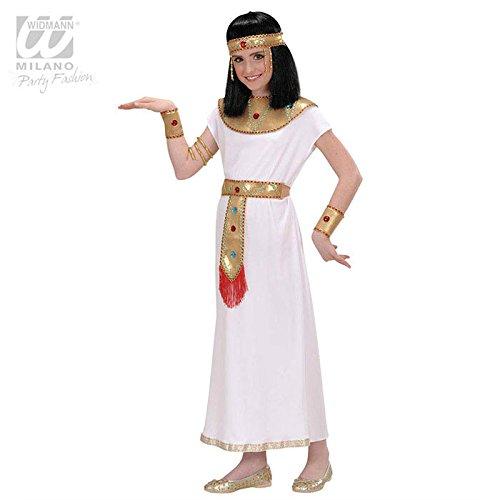 Widmann s.r.l. Cleopatra-Kostüm für Mädchen 146/158 (11-13 Jahre)