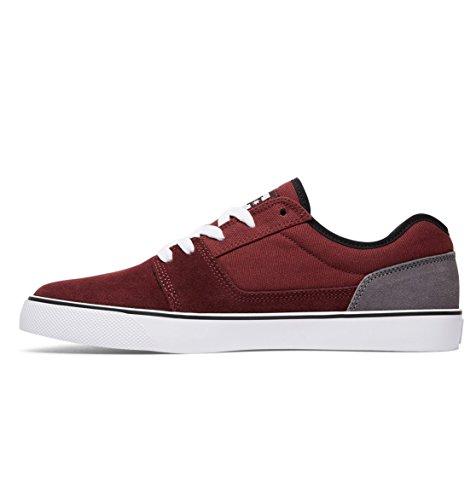 DC Shoes Tonik Xe, Baskets mode homme Armor/Oxblood