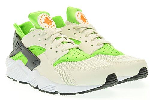 NIKE Air Huarache Hommes Sneaker Vert 318429 304