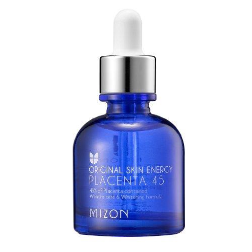 MIZON PLACENTA-45 30ml - Intensiv Gesichtshautpflege Serum - Koreanische Kosmetik (Protein Schafe)