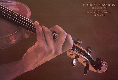 Germanposters Harvey Edwards Poster Kunstdruck Bild Violin 64x95cm