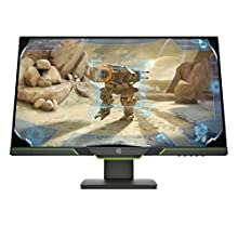 HP X27i 2K 144 Hz IPS Gaming Monitor (2560 x 1440) 27 Inch, (1 DP, 1 HDMI) - Black