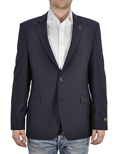 Michaelax-Fashion-Trade -  Abito  - Basic - Maniche lunghe  - Uomo blue (6722)