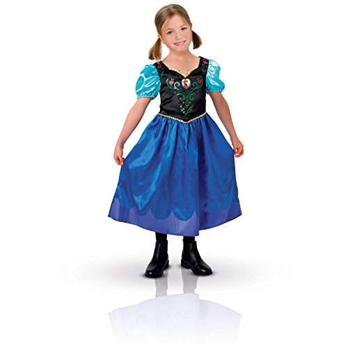 Rubie's Official Disney Frozen Classic Anna Costume - Large