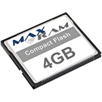 MaxRam 4 GB Compact Flash Speicherkarte