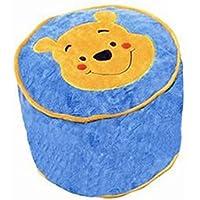 Preisvergleich für Sitzsack aufblasbar Winnie Puuh–Sessel Disney-für Kinderzimmer Sitz Original–30x 35cm