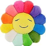 Good Night Kreativ 3D Bunte Sonnenblume Plüschkissen Spielzeug