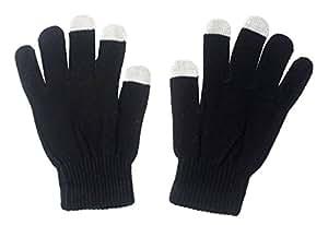 Unisex Mens Ladies Winter Touch Screen Magic Gloves Ipad Iphone Htc Smart Phone