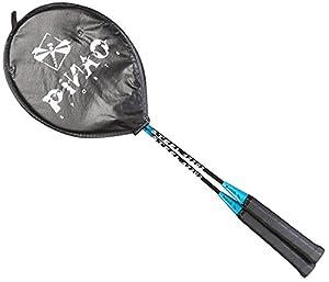 PiNAO Sports 38240-Juego de bádminton Raqueta de Team (2)