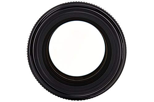 Bild 3: Canon Objektiv EF 85mm F1.8 USM Portraitobjektiv Lens für EOS (Festbrennweite, 58mm Filtergewinde, Autofokus) schwarz