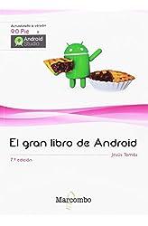 Descargar gratis El gran libro de Android 7ªEd. en .epub, .pdf o .mobi
