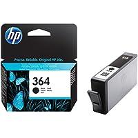 HP CB316EE ABE Cartuccia Inkjet 364, Nero