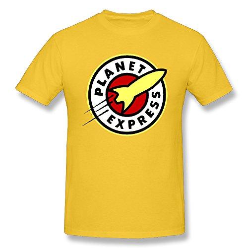 Q-QQ9 Herren T-Shirt Gr. M, Gold (Custome Hunger Games)