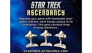 Gale Force Nine gf9st033-Star Trek ascen Dancy: ferengi starbases