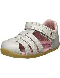 4bd70fe5e2dd Bobux Su Jump Sandal Shimmer, Sandalias con Punta Cerrada para Niñas