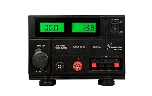 sadelta sps-3036d Netzteil Netzgerät 220V/Ausgang Feste 13,8Volt, 25A 30A Ampere Test