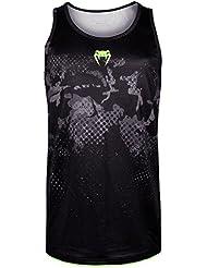 Venum Atmo Camiseta sin Mangas, Hombre, Camuflaje Oscuro, L