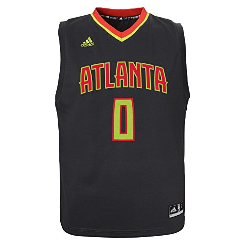 Jeff Teague Atlanta Hawks Adidas NBA Replica Youth Kinder Jersey Trikot
