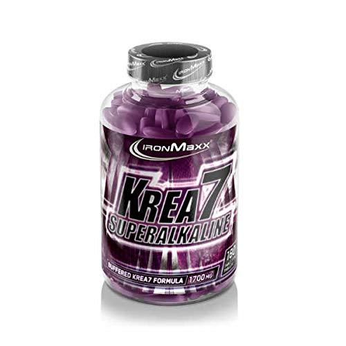 IronMaxx Krea7 Superalkaline - 180 caps