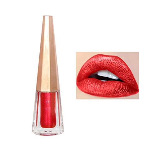 Rouge à lèvres Matte Imperméable,Gloss Brillant à lèvres Mat Imperméable Bringbring