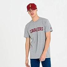 A NEW ERA Era NBA Cleveland Cavaliers Team - Camiseta, Color Gris, Gris,