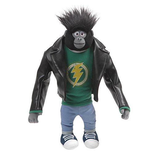 Sing Movie Johnny Gorilla Soft Toy