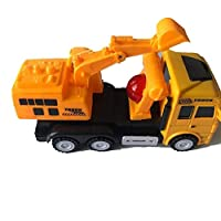 Mixer Construction Vehicles Construction Game Toys Toy Toy Dump Truck