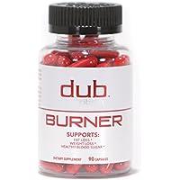 quemador de grasa por dub nutrition, Picolinato de cromo, Raspberry Ketones, Extracto de