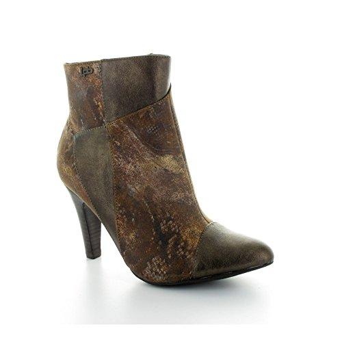 Les P'tites Bombes Boots Adele Bronze