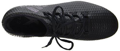 adidas X 17.2 FG, Chaussures de Football Homme Noir (Core Black/core Black/utility Black)