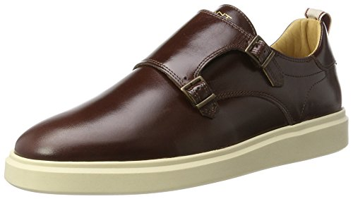 GANT Herren Very light Sneaker, Braun (Brown), 44 EU