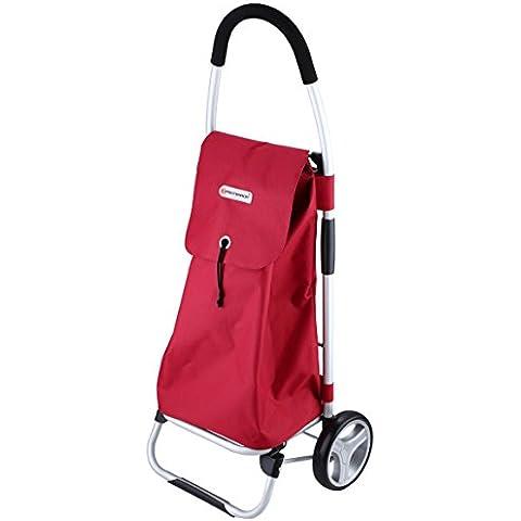 Protenrop Easy-Tech - Carro de compra, 40 litros