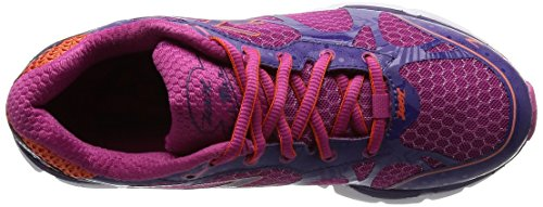 Zoot Mar Damen Laufschuh, Scarpe da Corsa Donna Rosa (Pink (passion fruit/deep purple/mandarin))