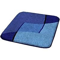 Kleine Wolke 7284799313 Ravenna - Alfombrilla de baño (50 x 65 cm), color azulón