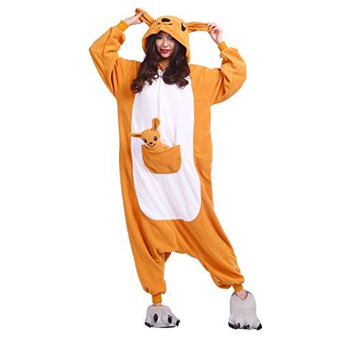 Jumpsuits Pyjama Oberall Hausanzug Kigurum Fastnachtskostuem Schlafanzug Pyjamas Onesie Kigurumi (Lustigen Erwachsenen-strampelanzug)