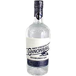 Edinburgh Gin Cannonball Navy Strength Gin 0,7 Liter