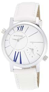 Giordano Analog White Dial Women's Watch - P10648