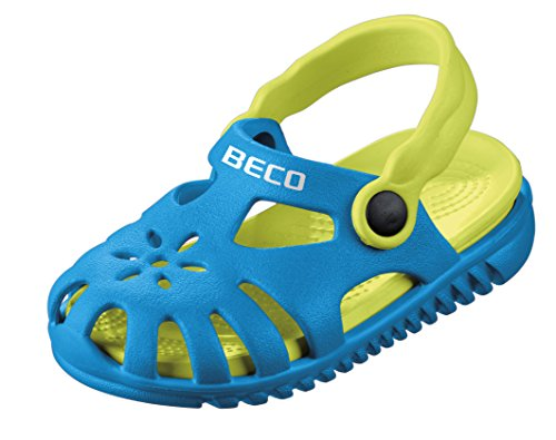 Beco - Sandali unisex bambino blu