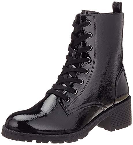 Fornarina sneaker a collo alto donna, nero (storm2 black) 37 eu