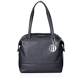 ARMANI EXCHANGE – Tote Bag Leather, Borse Tote Donna